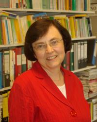 Foto Prof. Dr. paed. Ingrid Kunze