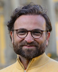 Foto Prof. Dr. phil. Bülent Ucar