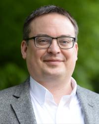 Foto Prof. Dr. rer. nat. Tim Römer