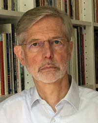 Foto Prof. Dr. phil. Klaus Niehr