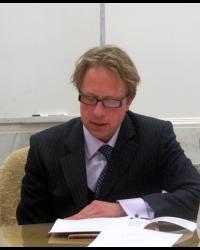 Foto Dr. phil. Jens Bakker, M.A.